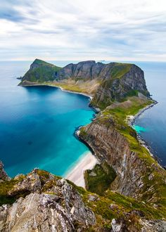 Tropical Lofoten - Norway