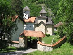 Pustinja Monastery lies in the canyon of the Jablanica River, about 20 km from the city of Valjevo.