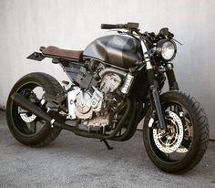 Resultado de imagen de Honda Hornet Motor più Garage