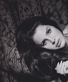 Lana Del Rey for 'HIT Music Magazine'.