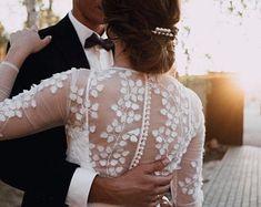 Women's Shoes | Etsy Wedding Dresses Photos, Long Wedding Dresses, Wedding Gowns, Ankle Length Wedding Dress, Long Sleeve Wedding, Minimalist Wedding Dresses, Dress Plus Size, Before Wedding, Light Wedding