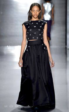 Noon By Noor from Best Looks at New York Fashion Week Fall 2015
