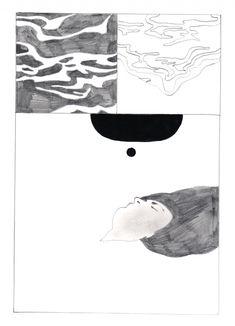 Paris Review - Heavenly Seas, Aidan Koch