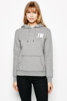 Haslemere JW Hoodie | Ladies Hoodies | Jack Wills Clothing