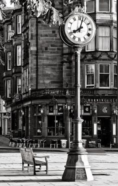 Morningside, Edinburgh, Scotland. Our tips for things to do in Edinburgh: http://www.europealacarte.co.uk/blog/2011/12/19/edinburgh-tips