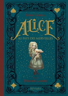 Alice au pays des merveilles [ Alice in Wonderland ] Deluxe Hardbound Board Edition (French Edition): Benjamin Lacombe, Lewis Carroll, Soleil: 9782302048478: Amazon.com: Books