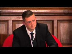 Tommy Robinson - Q & A at Oxford Union