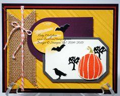 Sept Paper Pumpkin, Fall Fest