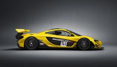 the track-dedicated and limited numbered McLaren GTR' has transitioned from concept to production in time for the 2015 geneva motor show Mclaren P1, Mclaren Sports Car, Mclaren Cars, Porsche Cars, Super Sport Cars, Super Cars, Gtr Car, Car Hd, Geneva Motor Show