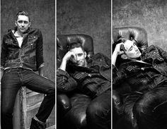 Because lee pace, that's why.