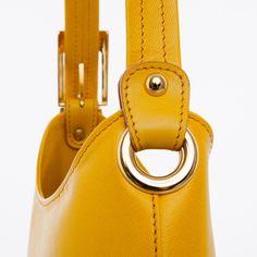 The Tara shoulder bag is a love-forever modern classic. Ladies Handbags, Modern Classic, Italian Leather, Mustard, Irish, Shoulder Strap, Lady, Metal, Silver