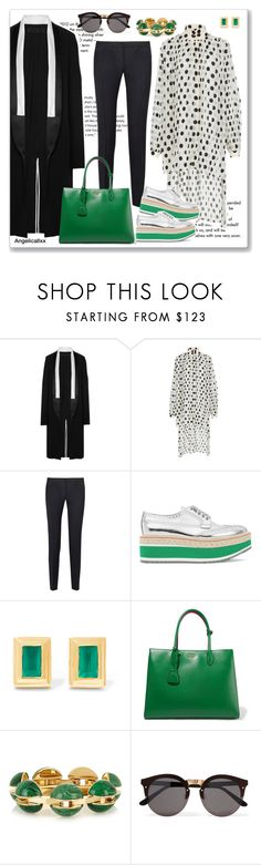 """Waiting for Fall"" by angelicallxx ❤ liked on Polyvore featuring Tiffany & Co., Haider Ackermann, Zimmermann, PALLAS, Prada, Monica Vinader, Chloé, Illesteva and DusterCoats"
