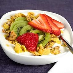 Healthy Breakfast Choices: The Best Healthy Breakfast Recipes Healthy Desayunos, Good Healthy Recipes, Raw Food Recipes, Healthy Snacks, Healthy Eating, Healthy Weight, Healthy Breakfasts, Clean Eating, Healthy Breakfast Choices