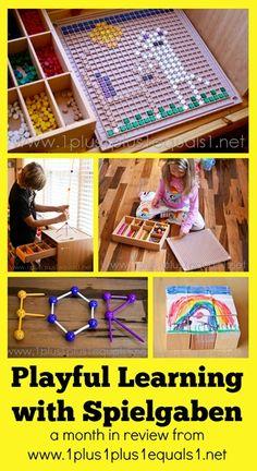 Playful Learning with Spielgaben ~ Spielgaben in action!