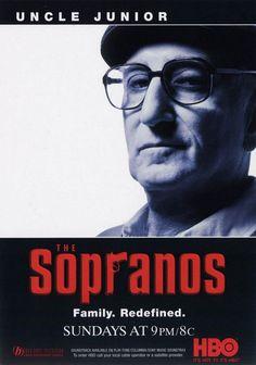 Corrado Soprano - 'Uncle Junior'