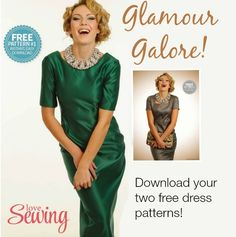 Love Sewing Issue 7 - FREE DRESS PATTERNS