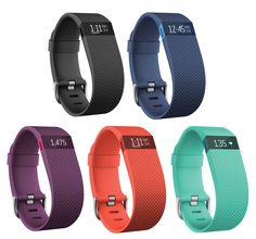 fitbit charge hr colors - Google Search