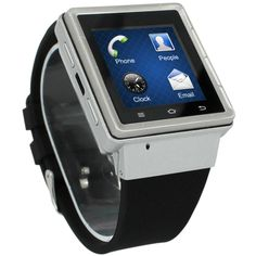 ZGPAX S6 154 Inch Android 404 Smart Watch Phone MTK6577 Dual Core 10GHz