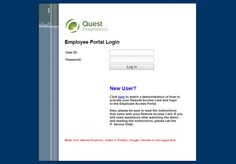 xQuest Diagnostics Employee Portal Login To Access Clinical Laboratory Services