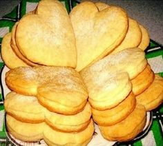 Easy Cookie Recipes, Sweet Recipes, Baking Recipes, Cake Recipes, Snack Recipes, Snacks, Ukrainian Recipes, Russian Recipes, Sour Cream Biscuits