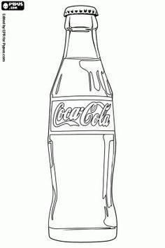 Andy Warhol - Coca Cola Bottles | pencil art in 2019 ...