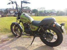Suzuki Intruder Enfield Bullet, Kustom Kulture, Big Bear, Bobber, Chopper, Harley Davidson, Honda, Motorcycles, Survival