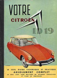 Citroën ID 19 . La dernière voiture que mon grand-père a possédée dans les années 80 .