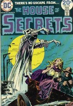 House of Secrets #116 - Like Father, Like Son (Issue)