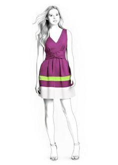 Patrón de costura tamaño personalizado para un vestido elegante.  Tamaños disponibles: tamaños de damas.  - - - - - - - - - - - - - - - - - - - - - - - - - - - - - - - - - - - - - - - - - - - - - - - - - - -  Un patrón en su tamaño.  Por favor convo las siguientes medidas:  -altura  -busto de circunferencia  -circunferencia del pecho (debajo del busto)  -circunferencia de cintura  -circunferencia de la cadera  El patrón puede proporcionarse como un.El archivo PDF en formato Legal o A3, o…