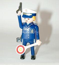 playmobil 5596-POLICIER