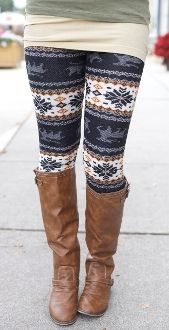 Orange & Black Knit Leggings perfect for this time of year!! Only $12.99!!
