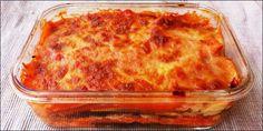 Lasaña de verduras y atún. Hoy vengo con un plato salado delicioso y muy sano, pues todo se hace al horno y con la menor cantidad de grasas posible, pero...