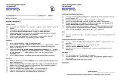 resume checklist cover lettersresumeteaching ideasinterview