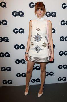 Eva Padberg Photos: Arrivals at the GQ Fashion Cocktail