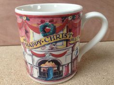 Emma Bridgewater Matthew Rice CHRISTMAS Mug