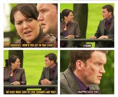 I laughed at this, and then I cried because I remembered that Ianto isn't with us anymore.