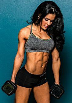 Jessica Arevalo is my motivation!! (: