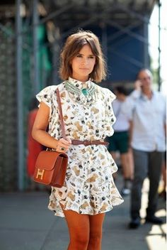 #Fashion #Style Icon Miroslava Duma