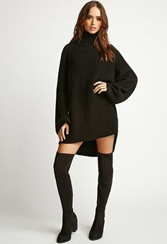 Rise of Dawn Turtleneck Sweater   Forever 21 - 2000147201