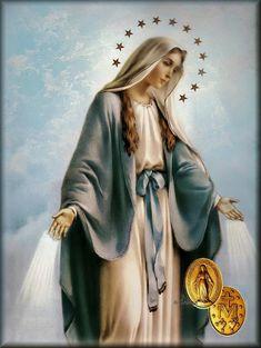 Nuestra Señora de la Medalla Milagrosa 27 de Noviembre - Advocación Mariana El 27 de noviembre de 1830 la Virgen Santísima se ap...