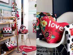 Lookbook Dekoration Desigual. Deko-Artikel online kaufen. Offizieller Store Desigual