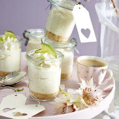 Key-Lime-Pie-Mousse Rezept | LECKER