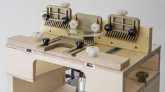 Picture of DIY Portable Router Table and Drill Press Table 2 in 1