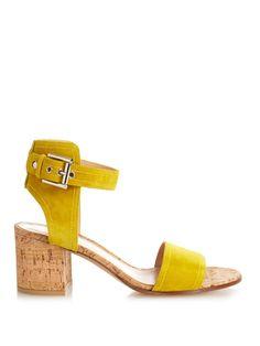 Rikki suede sandals | Gianvito Rossi | MATCHESFASHION.COM US