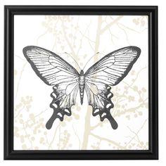 GRÄSÅSEN, Bild, Schmetterling, Jetzt bestellen unter: https://moebel.ladendirekt.de/dekoration/bilder-und-rahmen/bilder/?uid=d19b765f-e557-57c7-b458-fd1db69a462d&utm_source=pinterest&utm_medium=pin&utm_campaign=boards #bilder #rahmen #dekoration