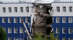 23 Russian Soldiers Killed in Barracks Collapse in Siberia
