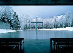 Igreja na água