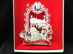 DISNEY Twas The Night Before Christmas Ornament | Collectibles, Disneyana, Contemporary (1968-Now) | eBay!