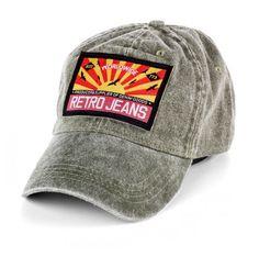 Chelo cap Retro Jeans Baseball Hats, Cap, Retro, Jeans, Fashion, Baseball Hat, Moda, Baseball Caps, Fashion Styles