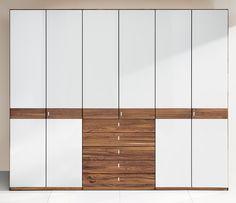 Luxury solid wood wardrobes